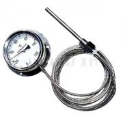 Fully Stainless Capillary Thermometer