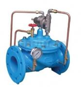 Pressure Relief/Sustaining Valve for Water Applications