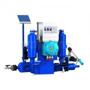 Gas - Oil Actuator with Max Output Torque of 550000 Nm