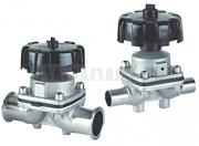 Sanitary Diaphragm Valve High Temperature